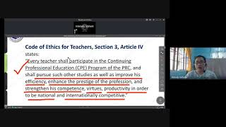 LDM2 - Module 4 Planning for Continuing Professional Development and LAC Planning (Lecture Video)