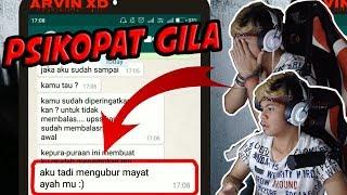 Gambar cover PSIKOPAT MEMBUNUH AYAH DAN ANAK!! CHAT HISTORY HOROR INDONESIA