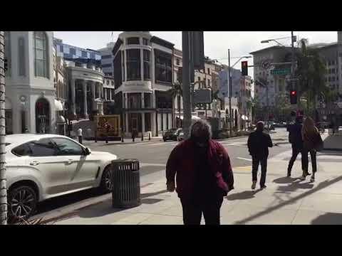 Nomar Negroni in Beverly Hills