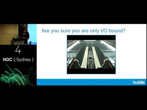 This is not the Async you are looking for - Liam Westley