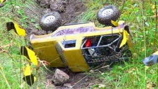RC ADVENTURES - TTC 2013 - HiLL CLiMB - 4X4 Tough Truck Challenge