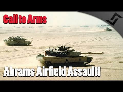 Call to Arms - Abrams Airfield Assault (Campaign Mission)