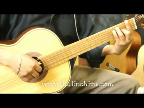 Adoro - Manzanero - Como tocar en guitarra acordes