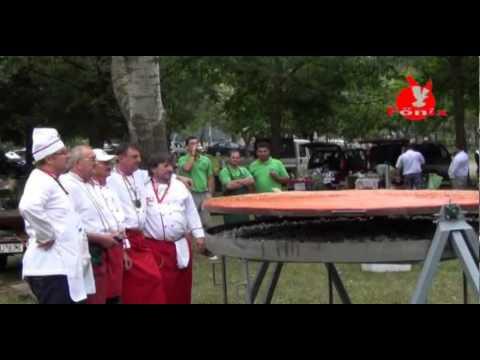 A magyar nemzet főzőversenye -  határok nélkül