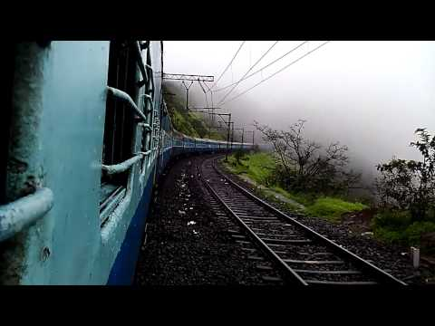 Pune To Lonawala Amazing Journey By Train
