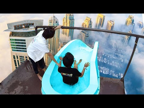 Thumbnail: Top 10 Most Insane Waterslides
