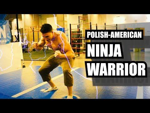 TEST AMERICAN NINJA WARRIOR | TRENING