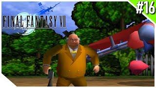Palmer Boss Battle | Final Fantasy VII