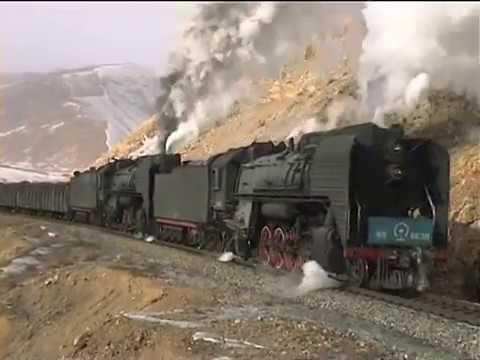 Steam in China 2000 - Jingpeng Pass