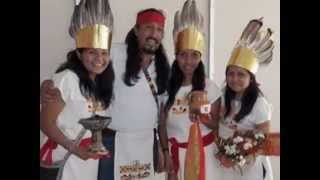 CANTO CEREMONIAL, RUTAS DE XOLOTL, J. MOISES RODRIGUEZ, ERICK DE JESUS