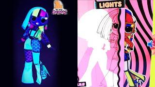 КУКЛЫ ЛОЛ Omg Lol Surprise Dolls - СЮРПРИЗЫ В ТЕМНОТЕ Black Light Surprises  Май Тойс Пинк