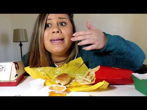 HUGE Mcdonald's Binge Feast Mukbang💋 (Eating Show) + Storytime