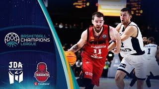 JDA Dijon v Casademont Zaragoza - Highlights - Basketball Champions League 2019-20