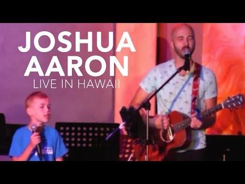 Joshua Aaron   Live Messianic Worship in Hawaii   September 22, 2017   Rosh Hashanah