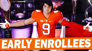 Clemson Early Enrollees - Who Will Make An Impact?