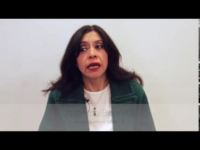 Angélica Buendía   Los retos del COMIE y la investigación educativa