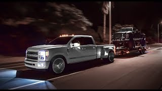 Ford F350 and F250