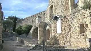 Средневековый замок/крепость Хатива/Шатива (Castillo de Jàtiva/Xàtiva).Валенсия. Испания. Часть №3(Русский проект