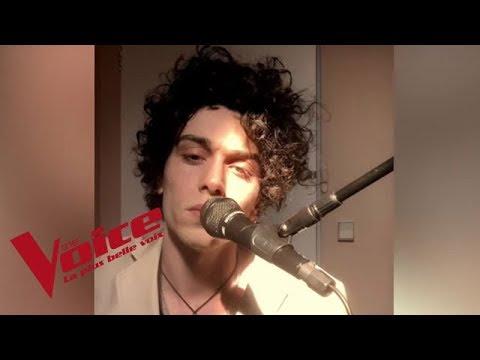 """#TheVoiceALaMaison - Michael Bucquet reprend """"Imagine"""" de John Lennon"""