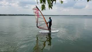 No wind-Windsurfing Academy - Piccadilly Mamaia