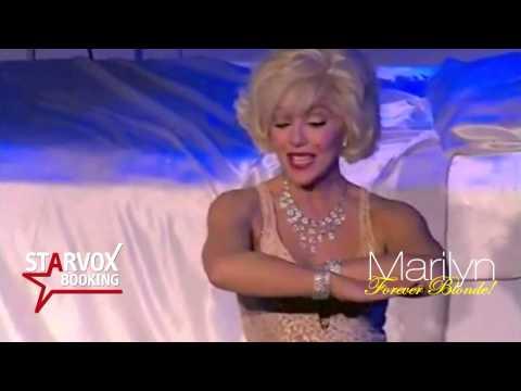 Marilyn: Forever Blonde
