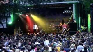 Mr. Vegas - Live @ Reggae Jam 8/2/2009 [part2]