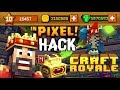 Unlimited Gem Hack in Craft Royale (100% Working 2020) !!
