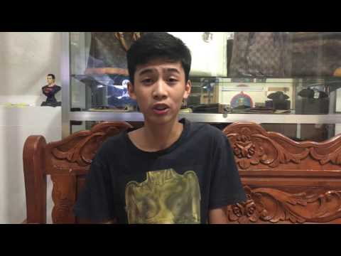 Say you wont let go cover by Aldrich Ang