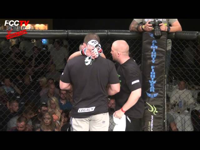FCC 7: Daryl Golding VS Aaron McDonnell - FOTN - Lightweight Bout