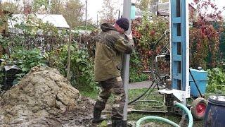 видео скважина на воду цена