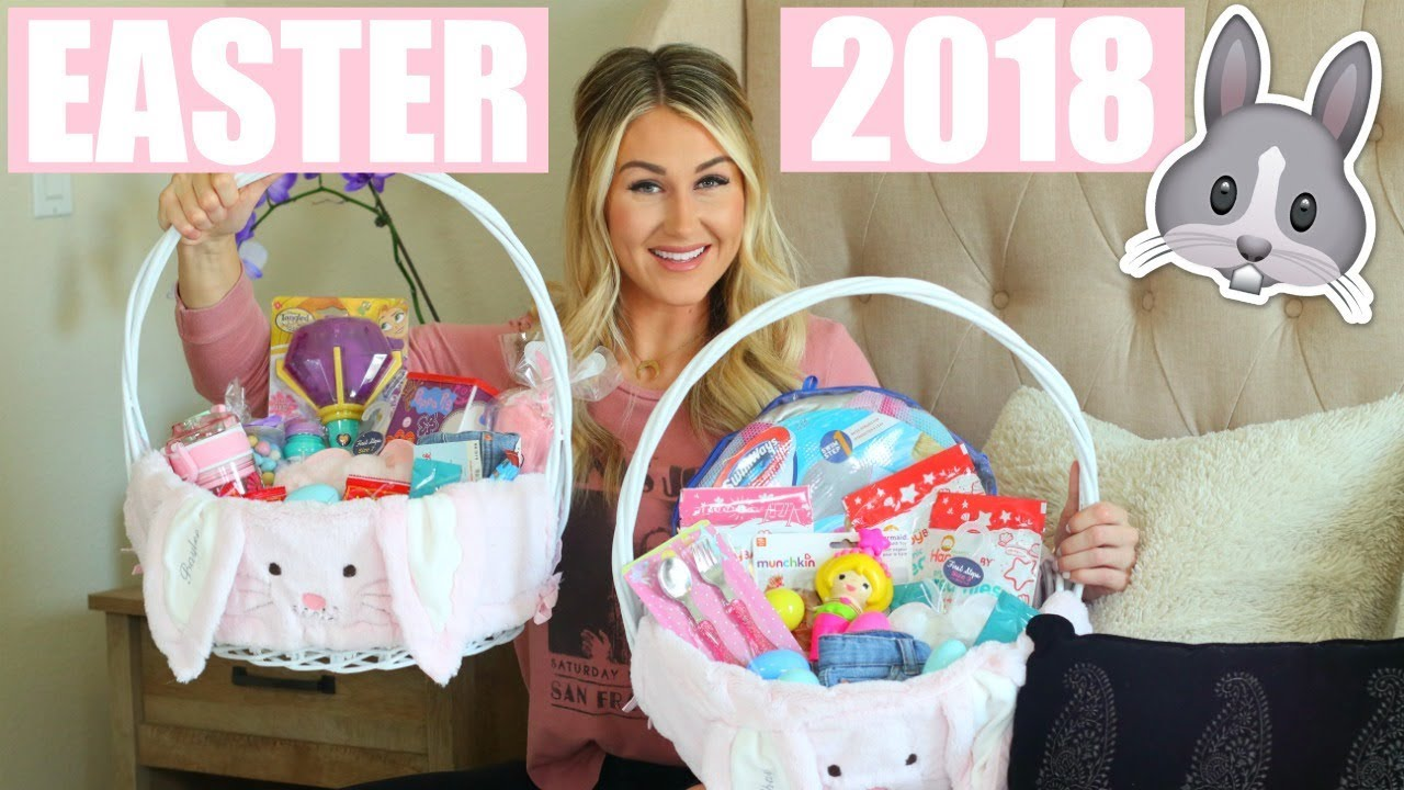 What i got my kids for easter 2018 baby and toddler easter what i got my kids for easter 2018 baby and toddler easter basket ideas tara henderson negle Images