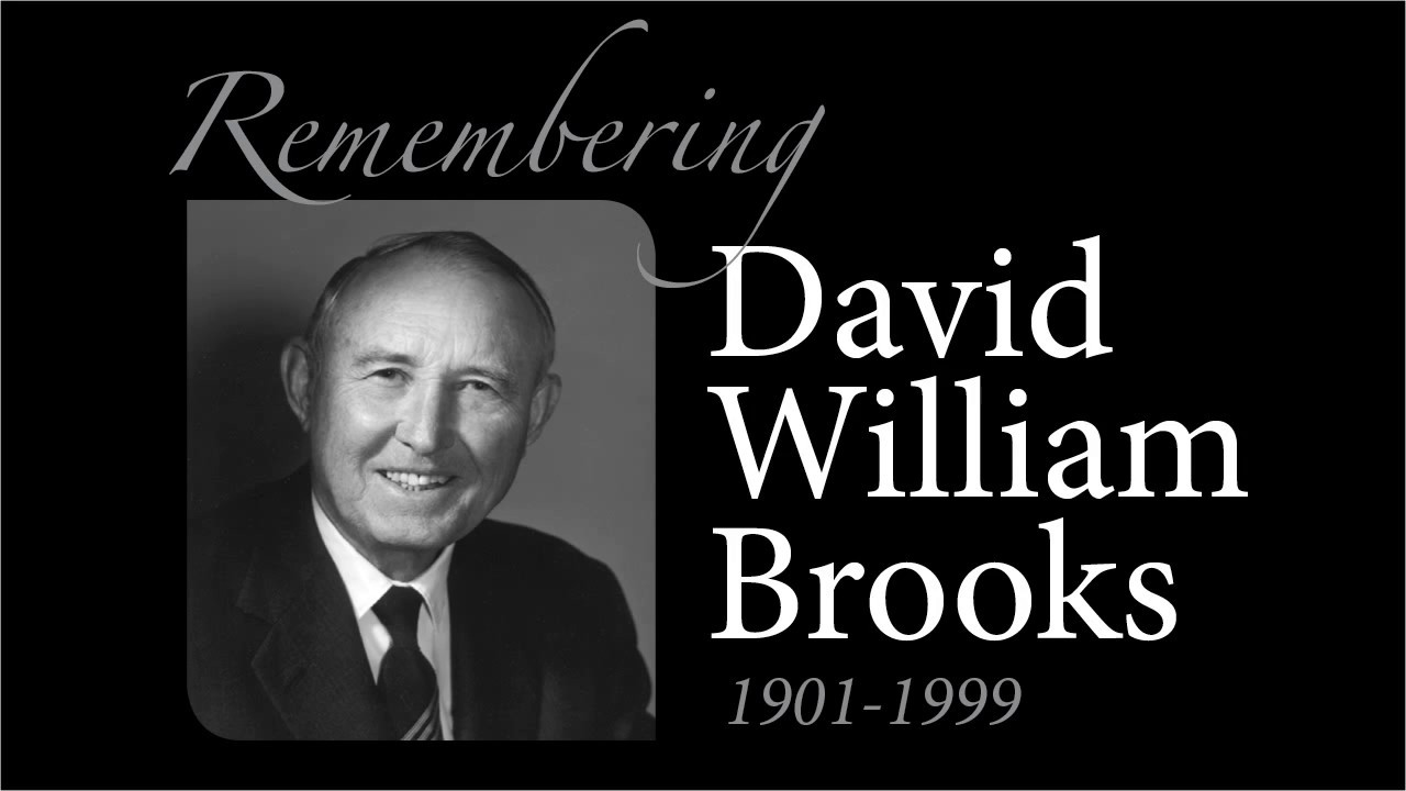 Image result for dw brooks the man