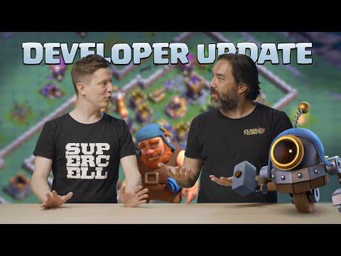 Clash of Clans - Builder Hall 9 Dev Update  - June 2019 Update