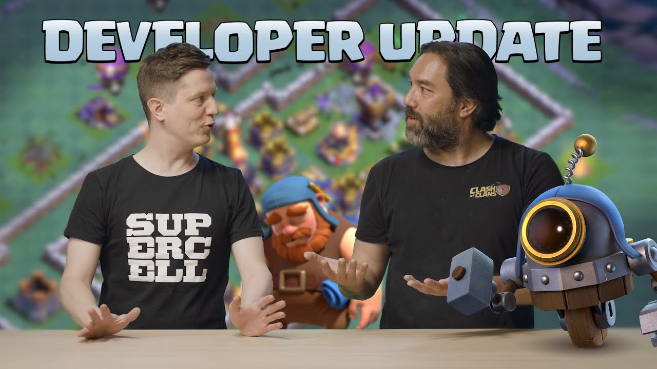 Clash of Clans - Builder Hall 9 Dev Update Video - June 2019 Update