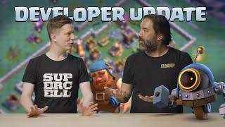 Clash of Clans - Builder Hall 9 Dev Update Video - June 2019 Update Video