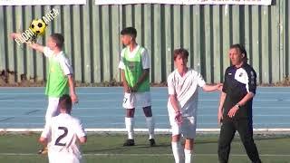 ALLIEVI ELITE FB, Finale: Accademia Calcio Roma - Vigor Perconti 4-2 dcr (1-1)