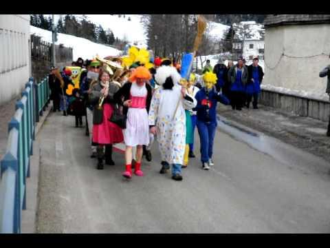 Oberinn Fasching 2009 Ritten