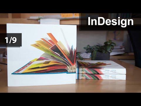 دورة أدوبى إن ديزاين كاملة للمبتدئين Adobe Indesign CS6
