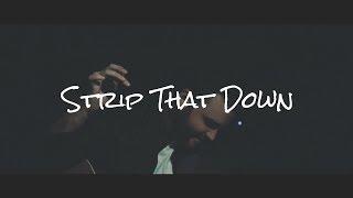 Liam Payne - Strip That Down ft. Quavo | Chaz Mazzota (Cover)