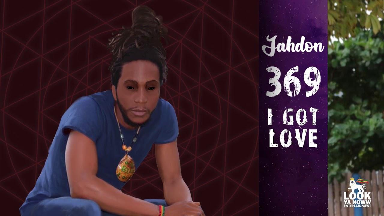 Jahdon - I Got Love (Official Audio)    369