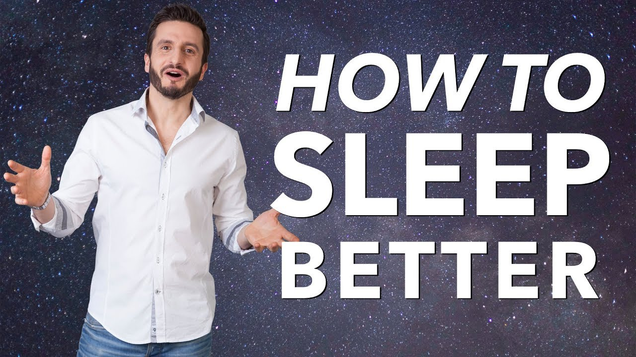 Want To Know How To Sleep Better And Faster At Night? WATCH THIS!