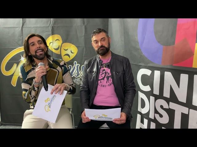Intervista a Maria Teresa Ruta al Cinema Discrit Hub