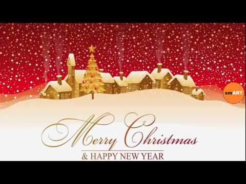Christmas Card Greeting Messages - Merry Xmas Greetings - YouTube