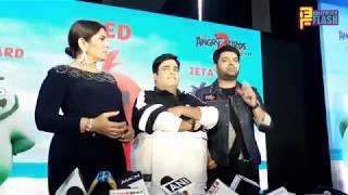 The Kapil Sharma Show Full Interview - Kapil Sharma, Kiku Sharda & Archana - The Angry Birds 2 Movie