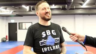 John Kavanagh on Gunnar Nelson vs. Leon Edwards, Bellator camp in Iceland and Conor's next fight