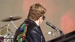 Elton John - Rocket Man Live Bowling Green Wiesbaden 2019 - HD