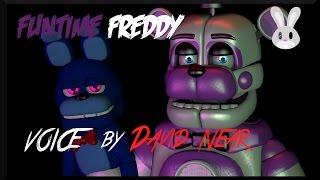 FUNTIME FREDDY VOICE BY DAVID NEAR