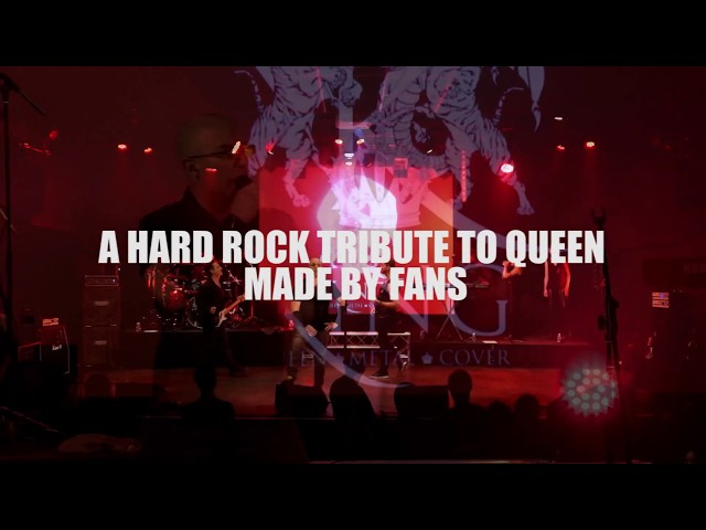 KING (Queen metal cover) Live Teaser