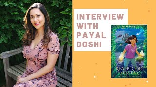 iWRITE Youth Club Vice President Eshaan Mani speaks with author Payal Doshi about her debut book, representation in literature,  writing tips, and her inspiration to start this series.