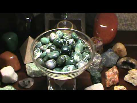 Metaphysical Properties of Moss Agate
